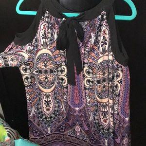 ECI New York blouse